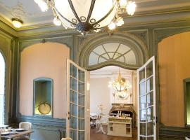 Charme Hotel Hancelot, Ghent