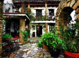 波萨达拉卡斯酒店, Jimena de la Frontera