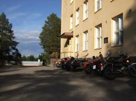 Timitra Hostel, Lieksa