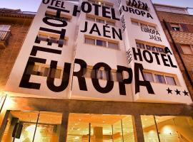 欧罗巴酒店, 哈恩