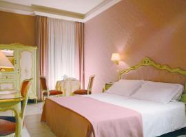 Hotel Romulus, روما