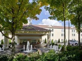 斯特布里奇希尔顿恒庭酒店, Sturbridge