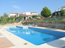 Cantueso Cottages, Periana