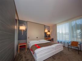 瑞士阿戈拉法斯宾德夜未央酒店