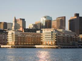 波士顿滨水区巴特利码头酒店