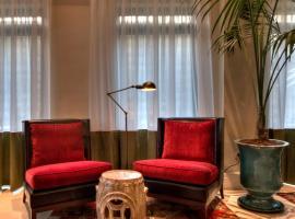 亚瑟酒店 - 阿特拉斯精品酒店