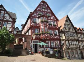 Schmuckkästchen-Hotel & Café, Miltenberg