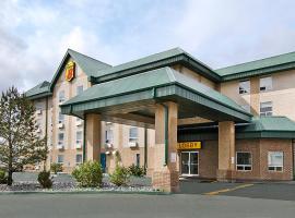 勒杜克埃德蒙顿国际机场速8酒店