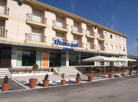 曼桑尼尔酒店, 洛哈
