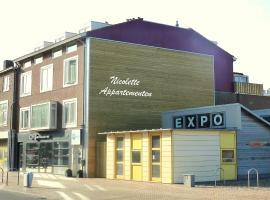 Nicolette Apartments, Katwijk