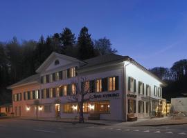 巴德基伯格酒店, Kyburg-Buchegg