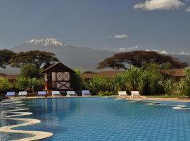Kilima Safari Camp, אמבוסלי