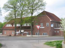 斯特林兹兰德旅馆, Lüssow