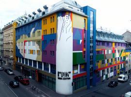 维也纳科尔平中心酒店, 维也纳