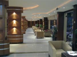 مكارم نجد للوحدات السكنية المفروشة 1, الرياض