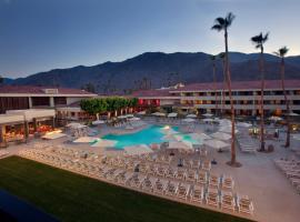 棕榈泉希尔顿酒店