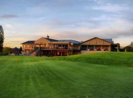 达凡维尔高尔夫和葡萄酒庄园酒店, 斯泰伦博斯