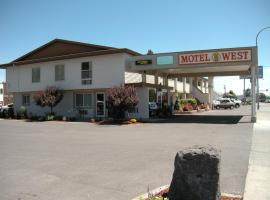 Motel West, Idaho Falls