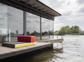 Modern Boat, Berlin