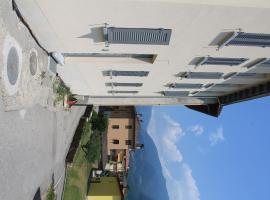 鲁玛格拉公寓, Riva San Vitale