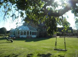 The House at Woolverton, Woolverton