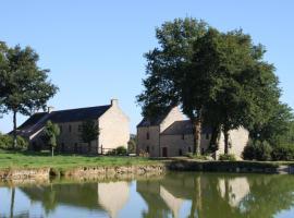 Domaine de Bobehec, La Vraie-Croix