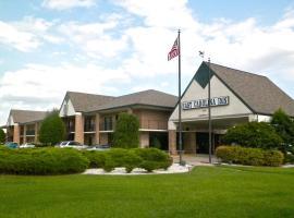 East Carolina Inn - Greenville, 格林维尔