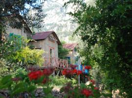 Sultan Camp, Faralya