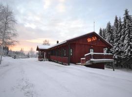 特吕西尔山林小屋