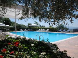 Hotel La Terrazza, אסיסי
