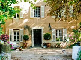 B&B Domaine Le Clos du Pavillon, Brignoles