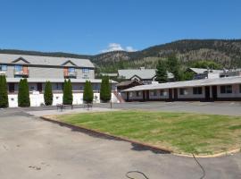 Sportman's Motel, Merritt