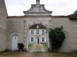 Château d'Autigny-la-Tour, Autigny-la-Tour