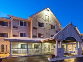 温尼伯江山旅馆及套房
