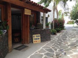 Hotel La Herradura, Tecozautla
