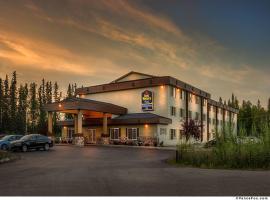 Best Western Plus Pioneer Park Inn, Fairbanks