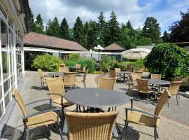 Fletcher Hotel Restaurant Victoria-Hoenderloo, Hoenderloo