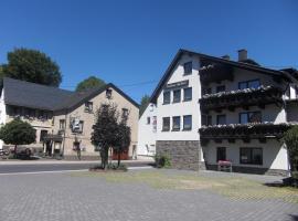 Hotel Restaurant Eifelstube, Weibern