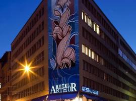 فندق آرثر, هلسنكي