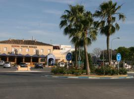瑞瑙尔宾馆, Lebrija