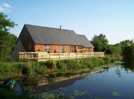 Gîte Moulin de l'Etang de Guiboeuf, Fercé