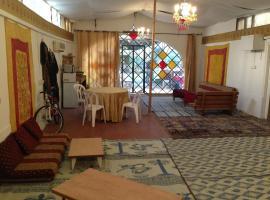 אוהל השלום, כפר רות
