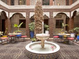 Hotel Riad Fantasia, מרקש