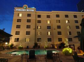 奥兰多市中心希尔顿合博套房酒店