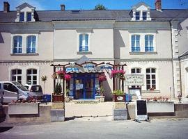 Logis Le Port Saint Aubin, موران