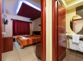 Canadian Hotel, לגאנאס