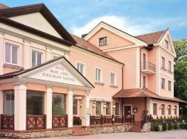 马克奥雷尔酒店, 帕托内尔
