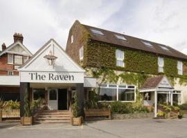 Raven Hotel, هوك