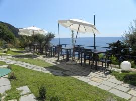 科尔特德尔加洛酒店, 克里日亚