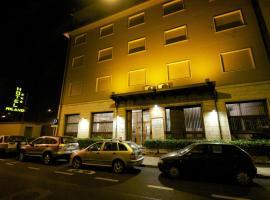 米兰酒店, 皮斯托亚
